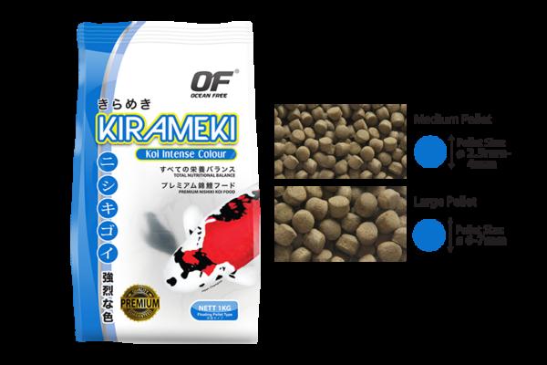OF Kirameki Fish Food