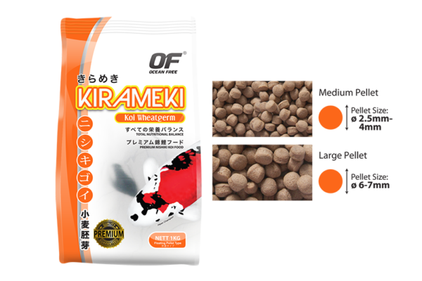 OF Kirameki Fish Food