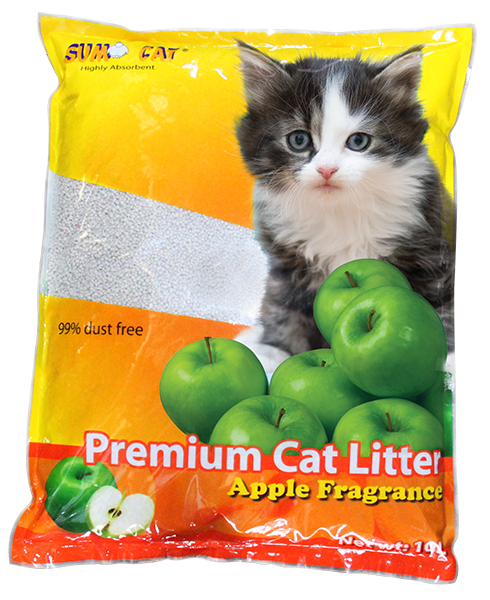 pet-cat-cat litter